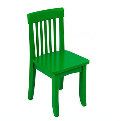 KidKraft Avalon  Seating Chair in Green