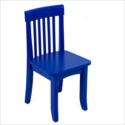 KidKraft Avalon Seating Chair in Blue