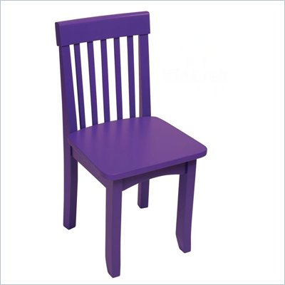 KidKraft Avalon Seating Chair in Grape