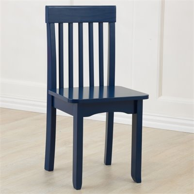 KidKraft Avalon Seating Chair in Blueberry