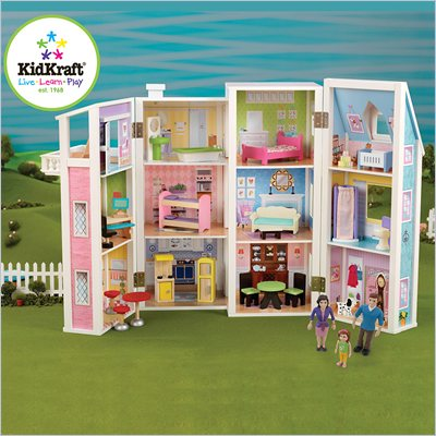 KidKraft Deluxe Townhouse