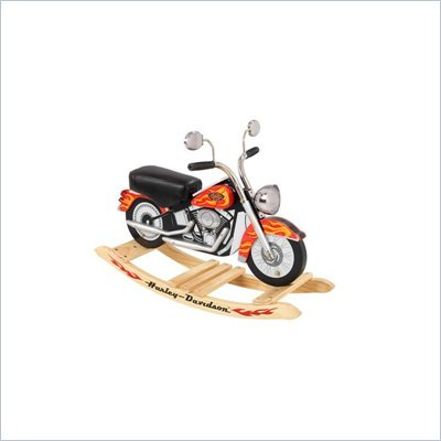 KidKraft Harley Davidson Roaring Softail Rocker