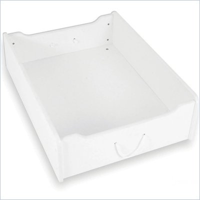 KidKraft Trundle Drawers in White