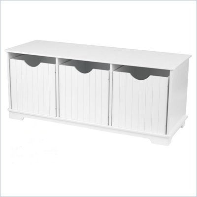 KidKraft Nantucket Storage Bin and Bench
