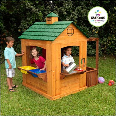 KidKraft Activity House