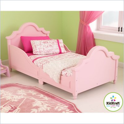 Kidkraft Raleigh Toddler Bed in Pink