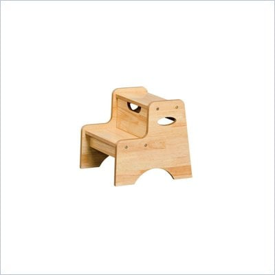 KidKraft Two Step Stool for Kids in Natural