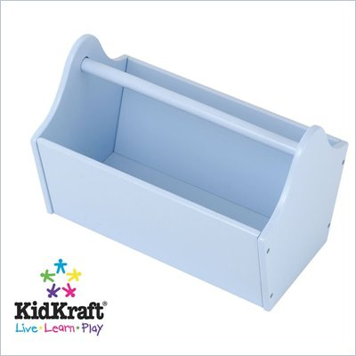 KidKraft Toy Caddy in Sky Blue