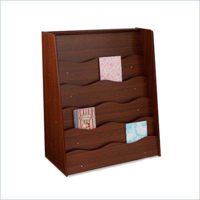 KidKraft Help Yourself Bookcase in Pecan