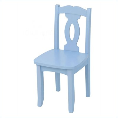 KidKraft Brighton Seating Chair in Sky Blue