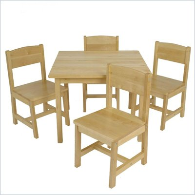 KidKraft Farmhouse Table &amp; Chair Set
