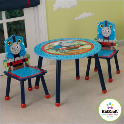 Kidkraft Thomas &amp; Friends Table and Chair Set