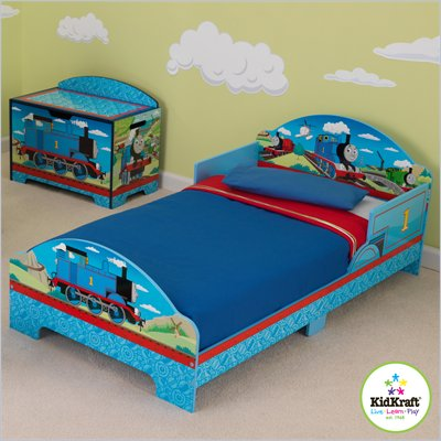 Kidkraft Thomas &amp; Friends Toddler Bed