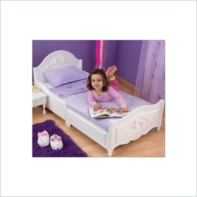 Kidkraft Tiffany Princess Toddler Bed By