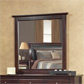 Modus City II Mirror in Coco