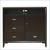 Modus Penthouse Media Chest in Coco