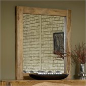 Modus Atria Mirror in Natural Sheesham