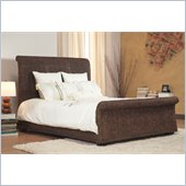 Modus Beachcomber Sleigh Bed in Banana Weave