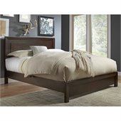 Modus Element Platform Bed in Chocolate Brown