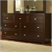 Modus Telos Dresser in Chocolate Brown