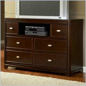 Modus Telos Media Chest in Chocolate Brown