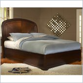 Modus Telos Low Profile Bed in Chocolate Brown