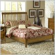 ADD TO YOUR SET: Modus Furniture City II Rake Bed in Pecan
