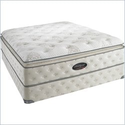 Simmons Beautyrest World Class Black River Bay Plush Pillow Top Mattress Best Price