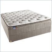 Simmons BeautySleep Stoneheath Latex Plush Pillow Mattress