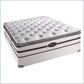 Simmons BeautyRest Classic Mundale Plush Firm Pillow Top Mattress