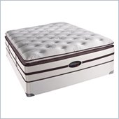 Simmons BeautyRest Elite Willett Plush Firm Super Pillow Top Mattress