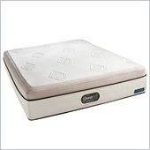 Simmons BeautyRest TruEnergy Katelynn Evenloft Plush Firm Euro Top Mattress