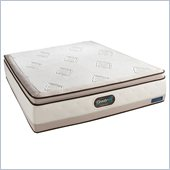 Simmons BeautyRest TruEnergy Paisley Evenloft Plush Euro Top Mattress