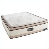 Simmons BeautyRest TruEnergy Tabitha Evenloft Plush Firm Euro Top Mattress