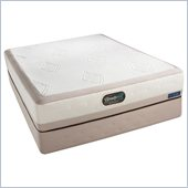 Simmons BeautyRest TruEnergy Amanda Evenloft Plush Mattress Set