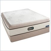 Simmons BeautyRest TruEnergy Chloe Evenloft Plush Euro Top Mattress Set