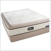 Simmons BeautyRest TruEnergy Katelynn Evenloft Plush Firm Euro Top Mattress Set