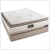 Simmons BeautyRest TruEnergy Paisley Evenloft Plush Euro Top Mattress Set