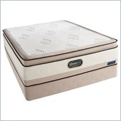 Simmons BeautyRest TruEnergy Tabitha Evenloft Plush Firm Euro Top Mattress Set