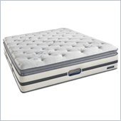 Simmons BeautyRest Recharge Songwood Luxury Firm Pillow Top Mattress