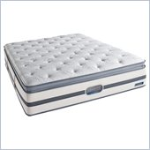 Simmons BeautyRest Recharge Songwood Plush Pillow Top Mattress
