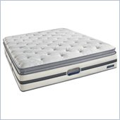 Simmons BeautyRest Recharge Melnick Plush Pillow Top Mattress