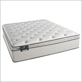 Simmons BeautySleep Kalama Plush Pillow Top Mattress