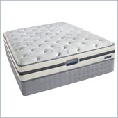 Simmons BeautyRest Recharge Spalding Plush Mattress Set