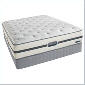 Simmons BeautyRest Recharge Melnick Plush Mattress Set