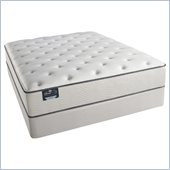 Simmons BeautySleep Singletree Plush Mattress Set