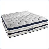 Simmons BeautyRest Recharge World Class Kimble Ave Luxury Firm Super Pillow Top Mattress