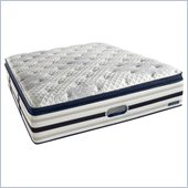 Simmons BeautyRest Recharge World Class River Lily Luxury Firm Super Pillow Top Mattress