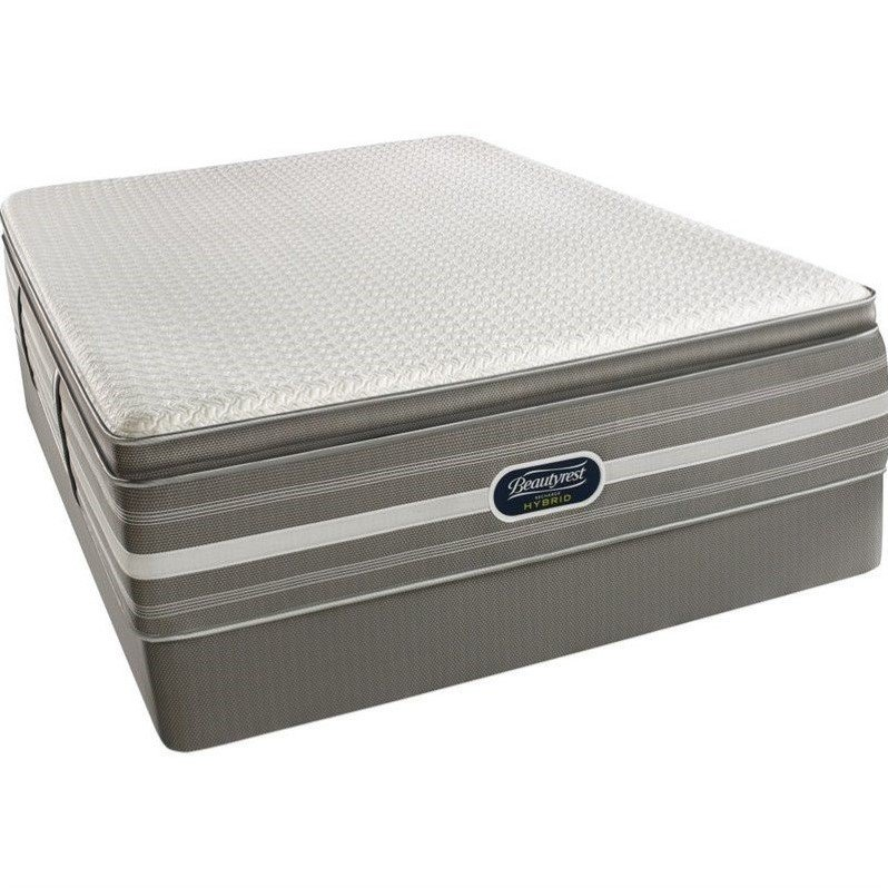 Beautyrest Recharge Hybrid Bound Brook Ultimate Luxury Plush Mattress Set-Twin / Standard