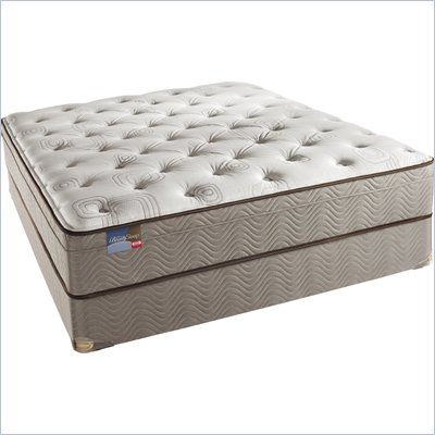 Simmons BeautySleep Edgemere EuroTop Mattress